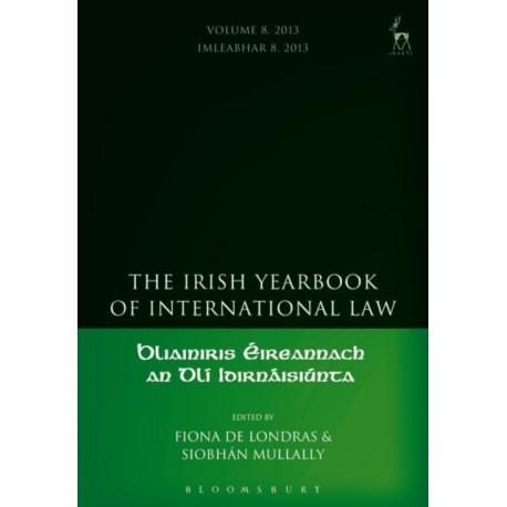 The Irish Yearbook of International Law, Volumes 4-5, 2009-10