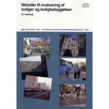 Metoder til evaluering af boliger og boligbebyggelser: en antologi