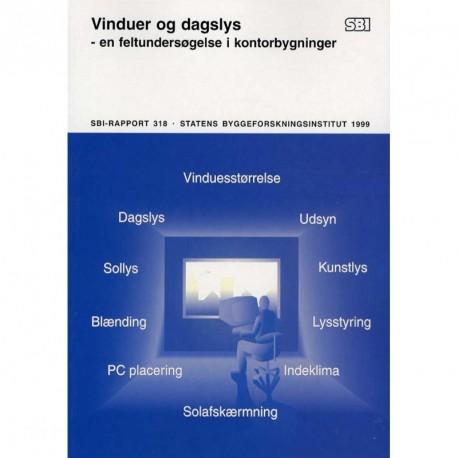 Vinduer og dagslys: en feltundersøgelse i kontorbygninger