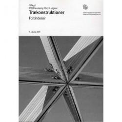 Trækonstruktioner - Trækonstruktioner, forbindelser, Tillæg (Bind 1)