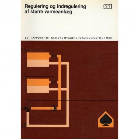 Regulering og indregulering af større varmeanlæg