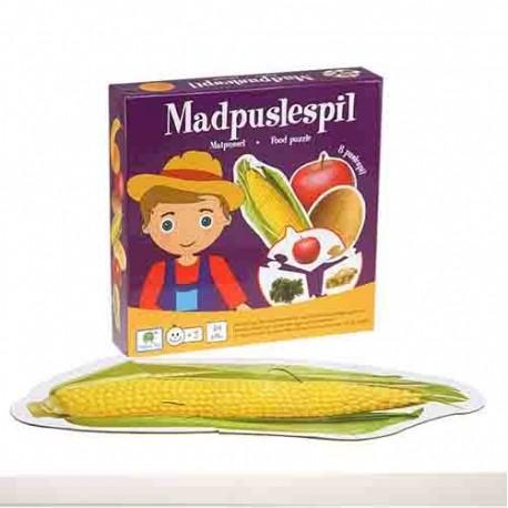 Madpuslespil