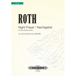 NIGHT PRAYERNACHTGEBET