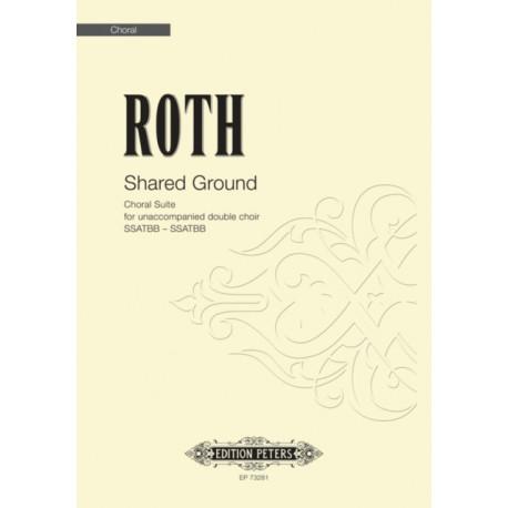 SHARED GROUND MIXED VOICE CHOIR