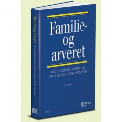 Familie- og arveret