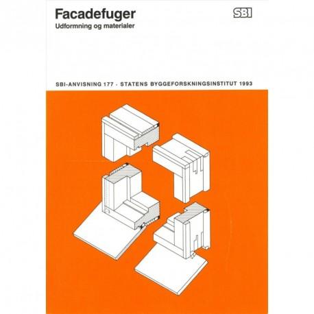 Facadefuger: udformning og materialer