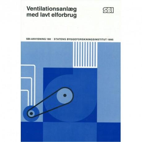 Ventilationsanlæg med lavt elforbrug