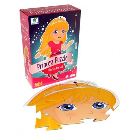 Prinsesse gulvpuslespil
