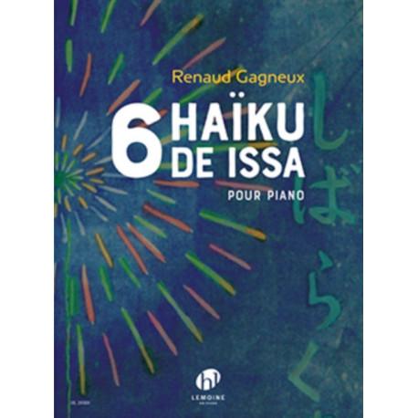 6 HAKU DE ISSA PIANO