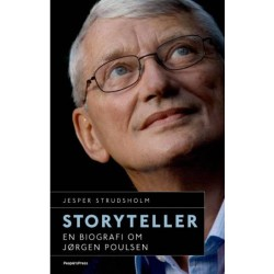 Storyteller: En biografi om Jørgen Poulsen