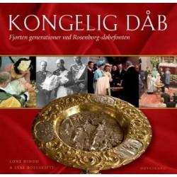 Kongelig dåb: Fjorten generationer ved Rosenborg-døbefonten
