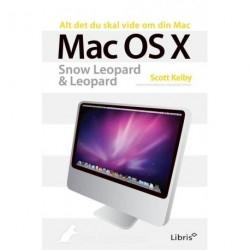 Mac OS X - Snow Leopard & Leopard