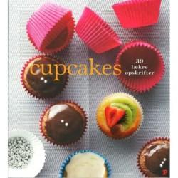 Cupcakes: 39 lækre opskrifter