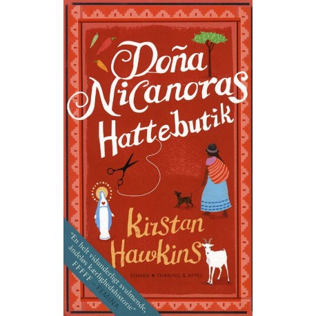 Dona Nicanoras Hattebutik - pocket