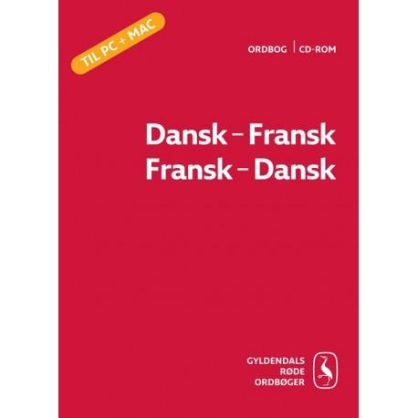Dansk-Fransk, Fransk-Dansk: ordbog cd-rom