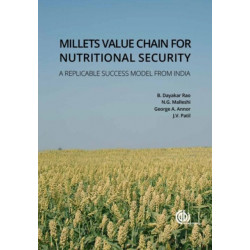 Millets Value Chain for Nutritional Security: A Replicable Success Model from India