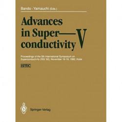 Advances in Superconductivity V: Proceedings of the 5th International Symposium on Superconductivity (ISS '92), November 16-19, 1992, Kobe