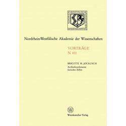 Architekturelemente tierischer Zellen: 384. Sitzung am 3. Juni 1992 in Dusseldorf