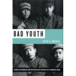 Bad Youth: Juvenile Delinquency and the Politics of Everyday Life in Modern Japan