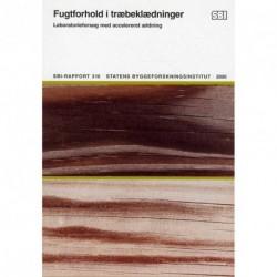 Fugtforhold i træbeklædninger: laboratorieforsøg med accelereret ældning