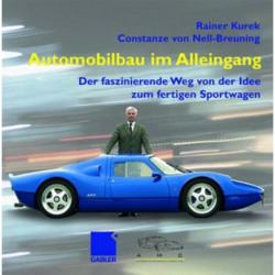 Automobilbau im Alleingang: Der faszinierende Weg von der Idee zum fertigen Sportwagen