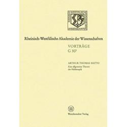 Eine allgemeine Theorie der Heldenepik: 339. Sitzung am 27. Juni 1990 in Dusseldorf