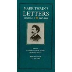 Mark Twain's Letters, Volume 2: 1867-1868