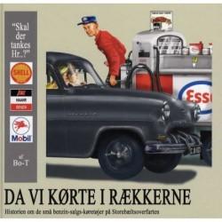 Da vi kørte i rækkerne: historien om de små benzin-salgs-køretøjer på Storebæltsoverfarten
