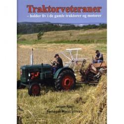 Traktorveteraner - holder liv i de gamle traktorer og motorer