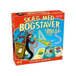 Skæg Med Bogstaver-spillet