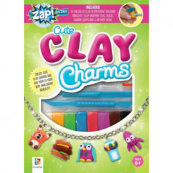 Zap! Extra Cute Clay Charms