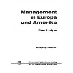 Management in Europa und Amerika: Eine Analyse