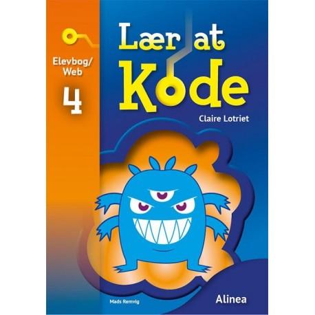 Lær at kode 4, Elevbog/Web