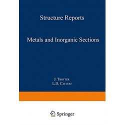 Metals and Inorganic Sections