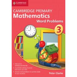 Cambridge Primary Mathematics Stage 3 Word Problems DVD-ROM