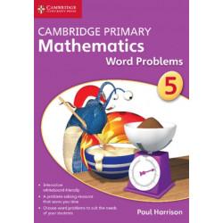 Cambridge Primary Mathematics Stage 5 Word Problems DVD-ROM
