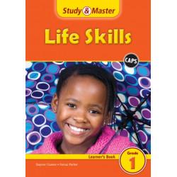 Study & Master Life Skills Learner's Book Grade 1