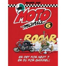 Motomania - Bind 6 (Bind 6)