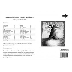 Learner's Workbook 1 Photocopiable Masters