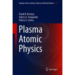 Plasma Atomic Physics