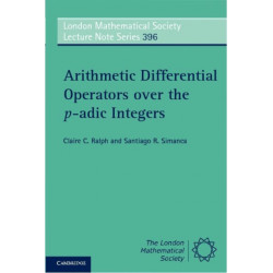 Arithmetic Differential Operators over the p-adic Integers