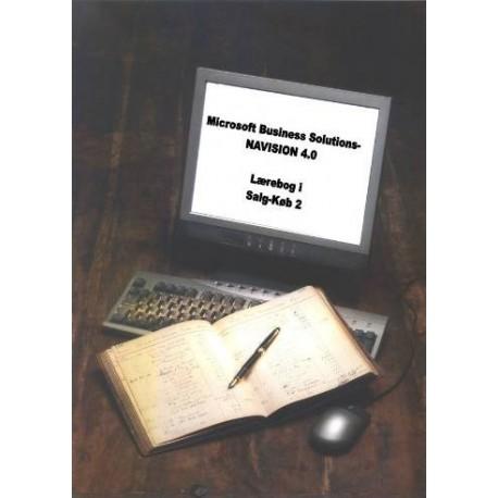 Microsoft Business Solutions - Navision 4.0 - Lærebog i Salg-køb 2