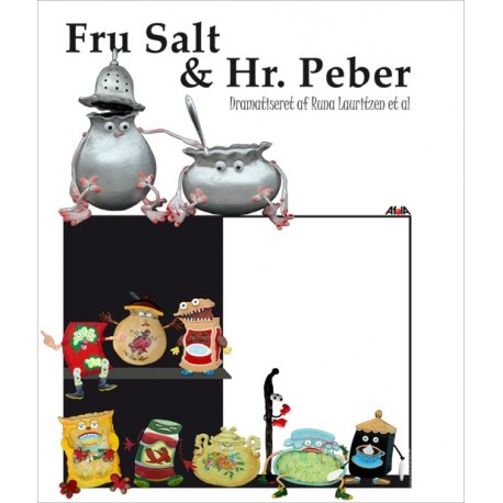 Fru Salt & Hr. Peber