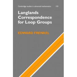 Langlands Correspondence for Loop Groups