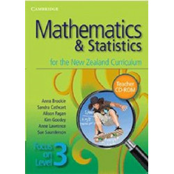 Cambridge Mathematics and Statistics for the New Zealand Curriculum