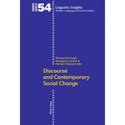Discourse and Contemporary Social Change