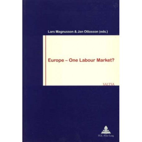 Europe: One Labour Market?