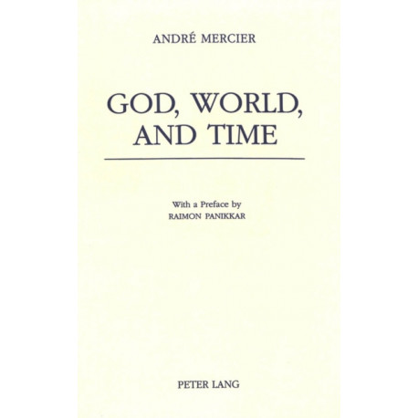 God, World and Time