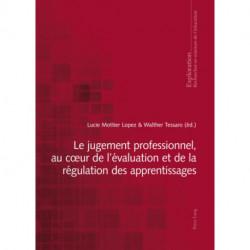 Le Jugement Professionnel, Au Coeur de l'Evaluation Et de la Regulation Des Apprentissages