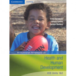 An Australian Perspective on Health and Human Development VCE Units 1 and 2